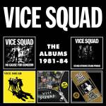 Vice Squad's early years collected on new five-disc Captain Oi! boxset