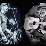 Levellers and Ferocious Dog frontmen team up for intimate acoustic gig