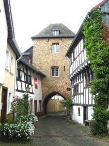 Hirtentor, Blankenheim, Germany, Complete travel guide of Blankenheim, Germany, Eifel valley, Ahr valley, the castle of Blankenheim, the spring of Ahr