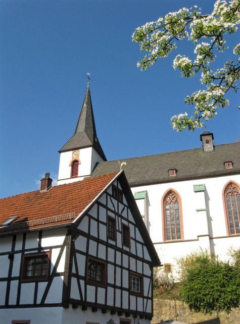 The Assumption of Mary Church, Blankenheim, Germany