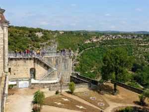 Rocamadour, France, Dordogne, stunning views