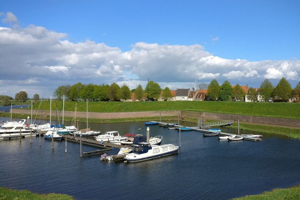 The Marina in Heusden