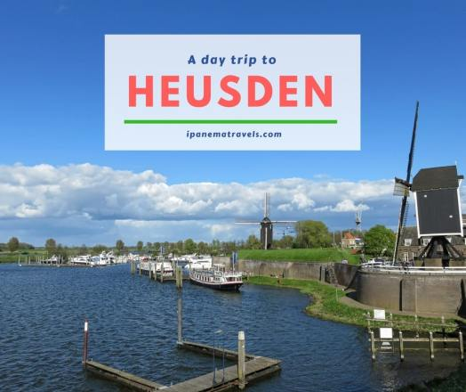 Heusden - a day trip from Amsterdam