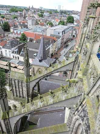 A View from Sint Jan - Den Bosch