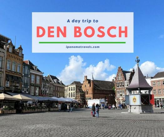 Den Bosch - a day trip from Amsterdam