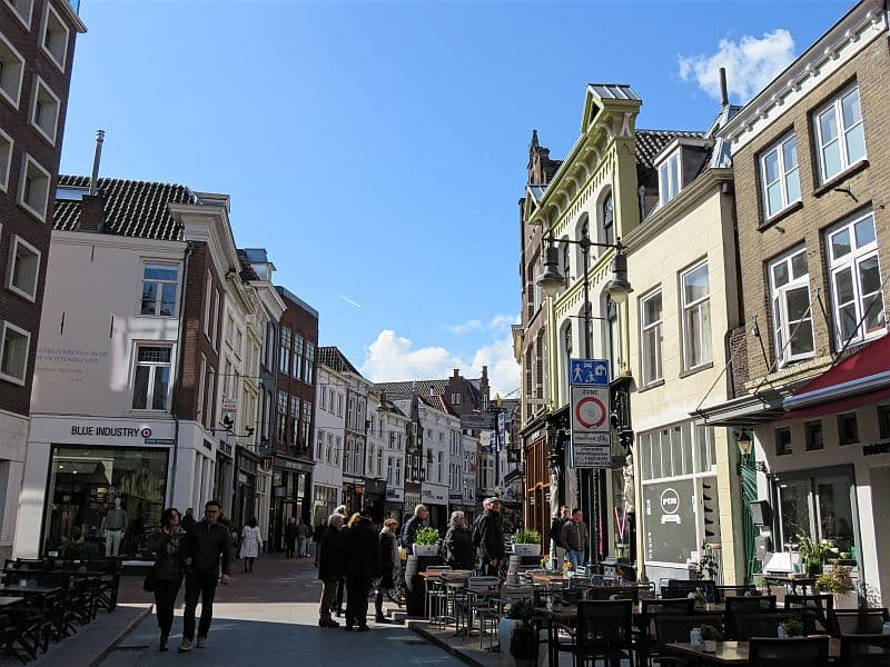 Kerkstraat - Den Bosch