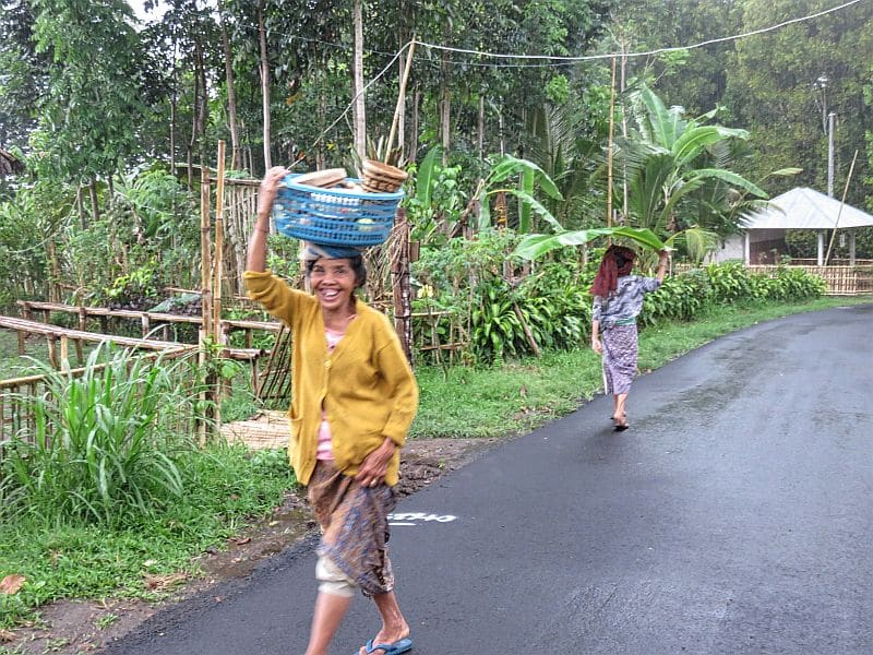 Everyday life in Northern Bali, Indonesia