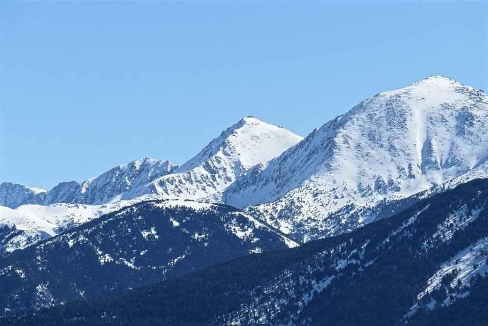 Pyrenees Mountains - Andorra