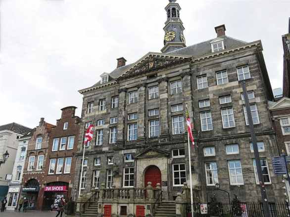 The City Hall - Den Bosch