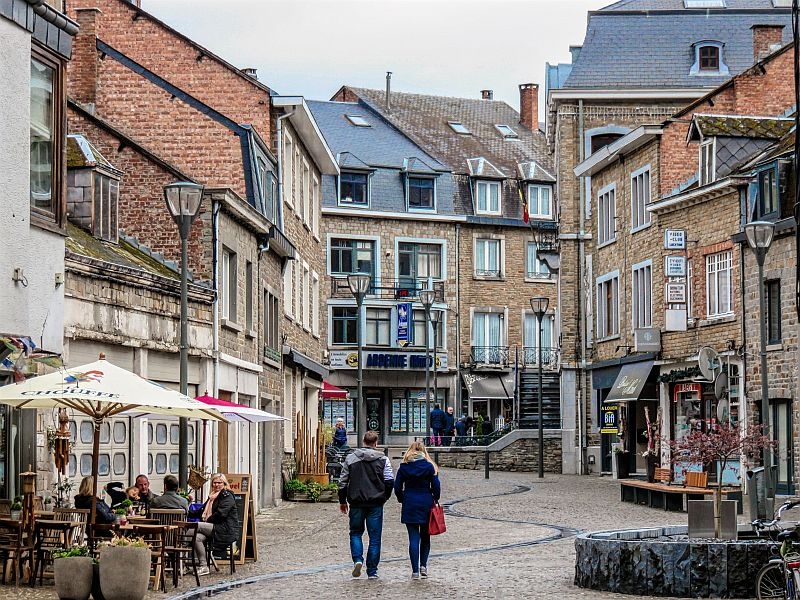 La Roche-en-Ardenne, Belgium - Wallonia