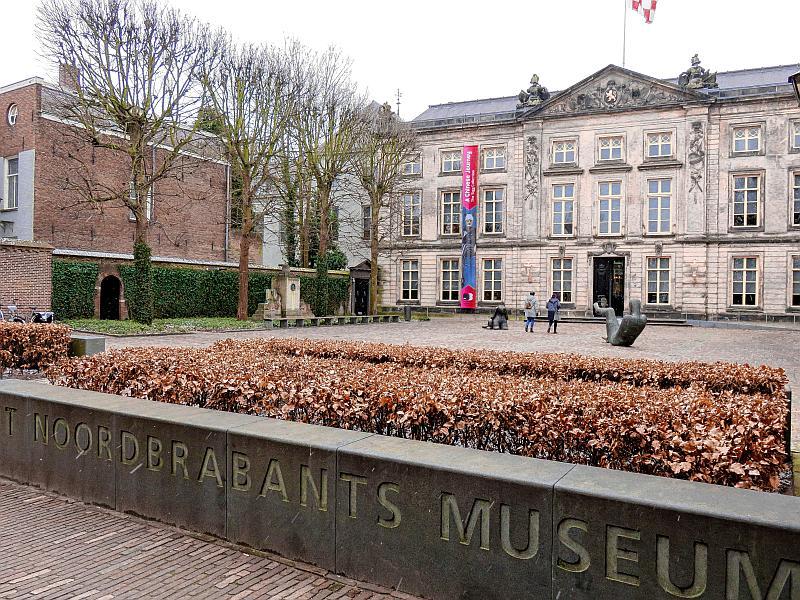Den Bosch for art lovers, museums in Den Bosch, Noordbrabants Museum in Den Bosch