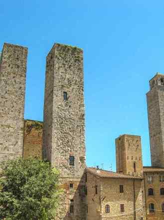 Torri dei Salvucci - San Gimignano
