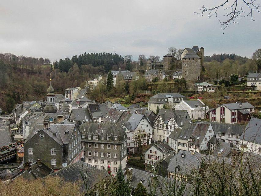 Monschau and the castle