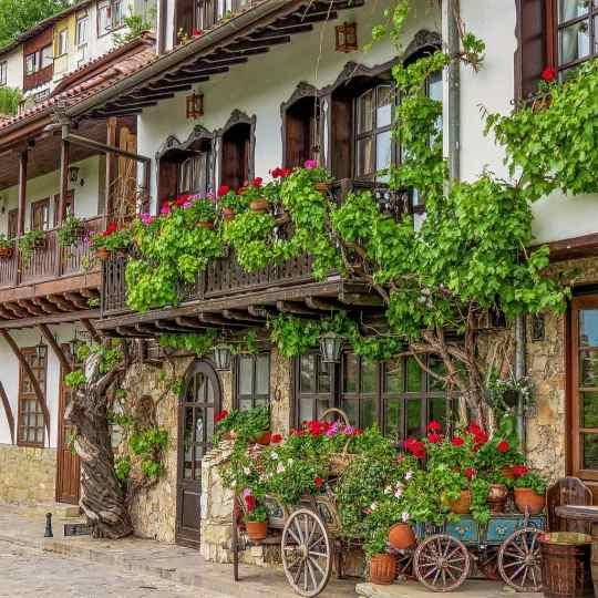 Gurko Street - Veliko Tarnovo