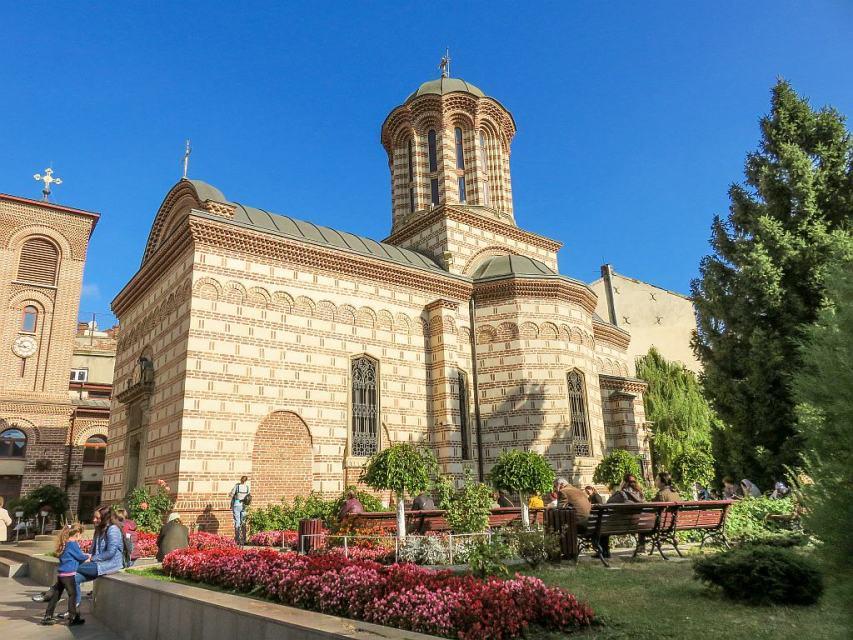 Saint Anthony Church in Bucharest
