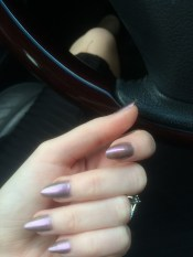 For real I had a good nail month.