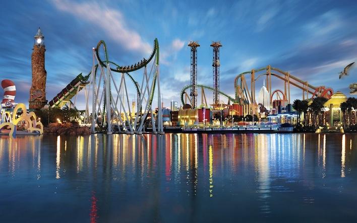 I 10 piu grandi parchi di divertimento di tutta Europa