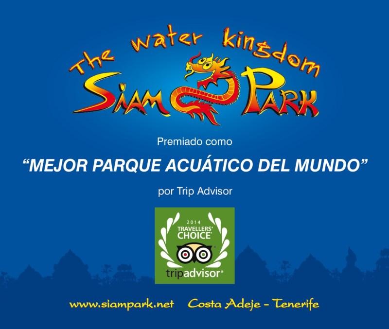 Siam Park il migliore parco acquatico del mondo
