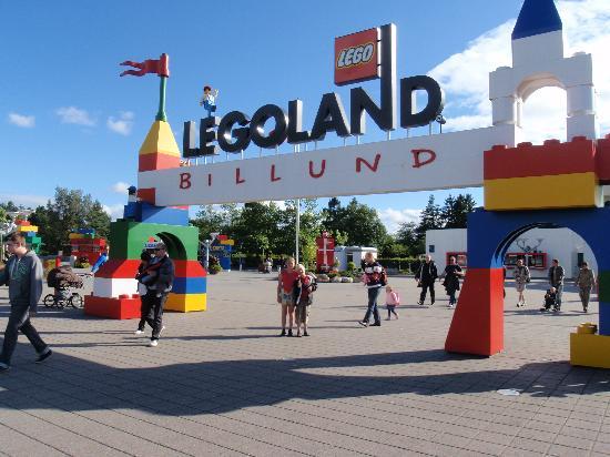 LEGOLAND Billund il primo parco LEGO nel mondo