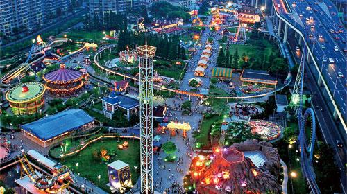 Parchi divertimento in Cina
