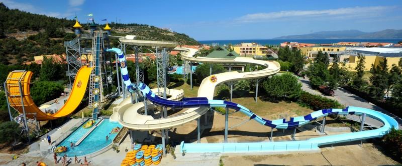 Visita dei parchi divertimento , zoo , acquari e parchi acquatici del Turchia
