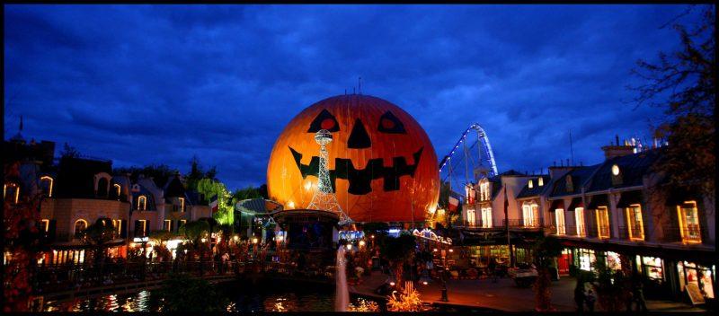 Halloween 2015 ad Europa-Park