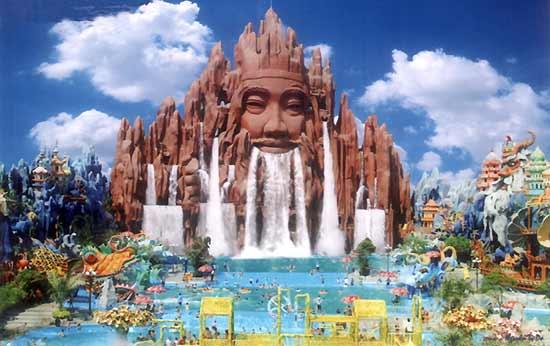 Parco divertimenti in Vietnam