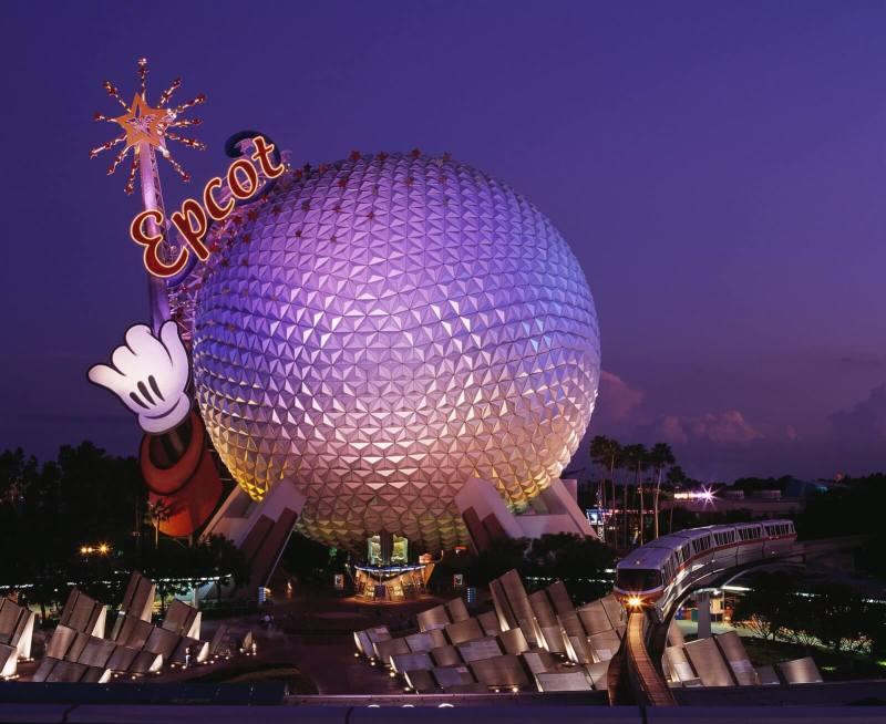 Lista completa delle attrazioni di Epcot (Walt Disney World)