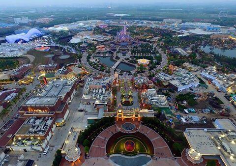 Shanghai Disneyland Resort il primo parco Disney della Cina