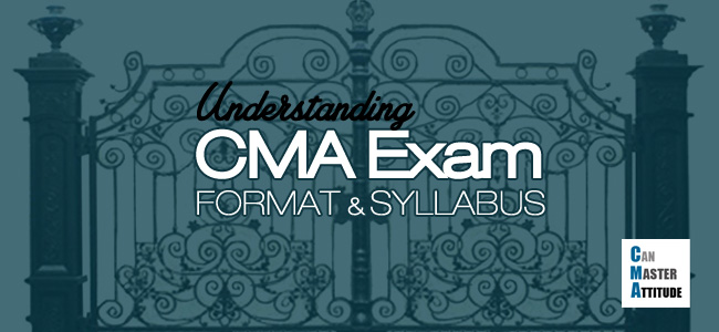 Cma Entrance Exam Curriculum By Parts And Topics