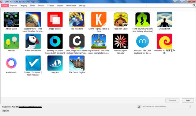 Listing_Screen