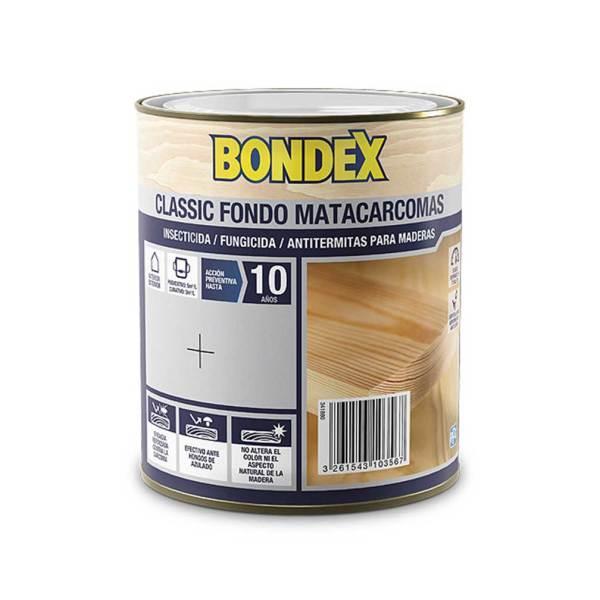 Fondo Matacarcomas Protector Madera