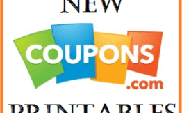 10/25 HOT New Printable Coupons Pre-Clipped For You!