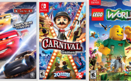$18 Ninetendo Switch Games! Walmart Deals