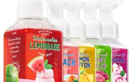 $3.95 Hand Soaps Last Day At Bath & Body Works