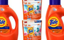 Tide Scenario $2.24 Each At Walgreens