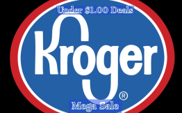 11/4-11/17 Kroger $1.00 & Under Deals! Kroger Mega Sale
