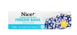 $.93 Nice Storage Bags! Walgreens Deals #deannasdeals