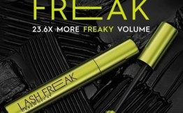 Urban Decay Lash Freak Volumizing Mascara FREE SAMPLE! #deannasdeals