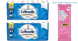 $5/25 Dollar General Scenario~Cottonelle #deannasdeals