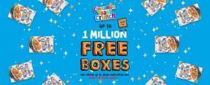 FREE Cinnamon Toast Crunch Cereal #deannasdeals