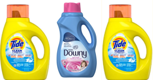 $1.99 Downy or Tide Simply At Walgreens!