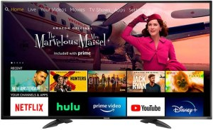 Toshiba 55 Inch 4K TV $299.99! Save $150 Amazon Deal