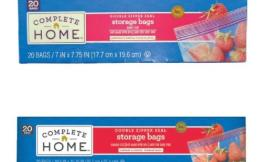 Buy 1 Get 2 FREE Complete Home Storage Bags At Walgreens