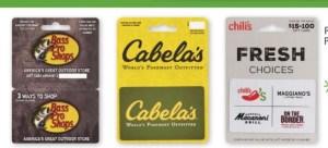 CVS Gift card deal