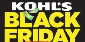 Kohls Black Friday Deals~Look What We Found!