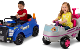 Paw Patrol Ride On Toys $78.00 At Walmart