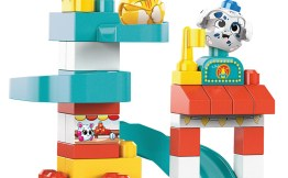 Mega Bloks Peek A Blocks Amusement Park + More Walmart Clearane Toys!