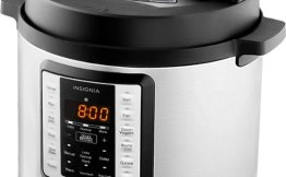 Insignia Pressure Cooker Multi Function 6 Qt. $29.99 At Best Buy!