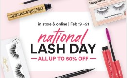 National Lash Day at Ulta #AmySaves